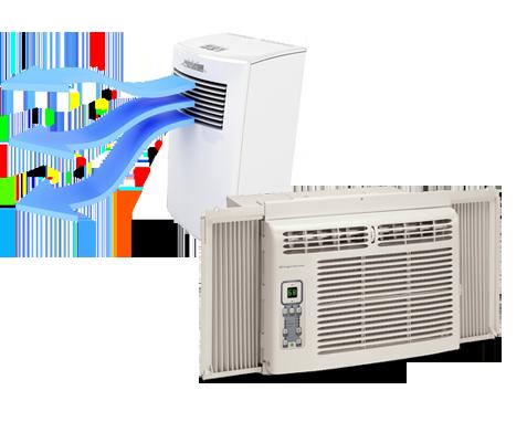 Window Unit vs. Portable Air Conditioners Portable air