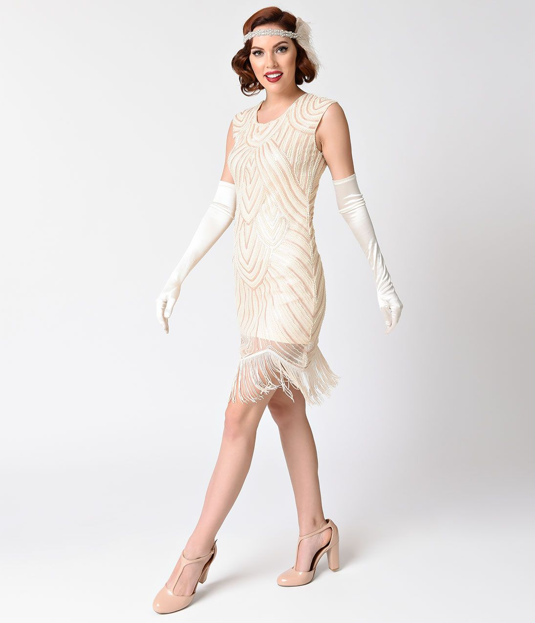 1920s Style Cocktail Party Dresses, Evening Gowns | Gatsby style ...