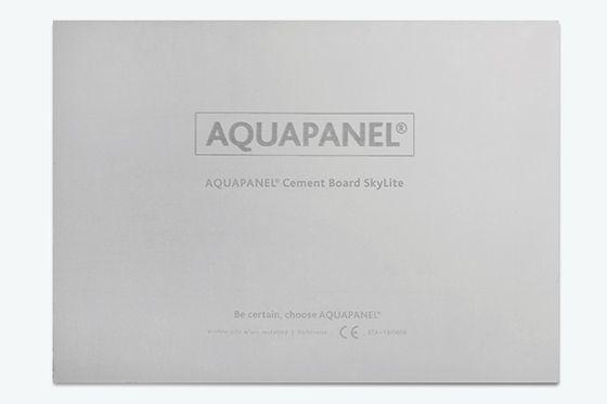 Aquapanel cement board skylite brochure of aquapanel