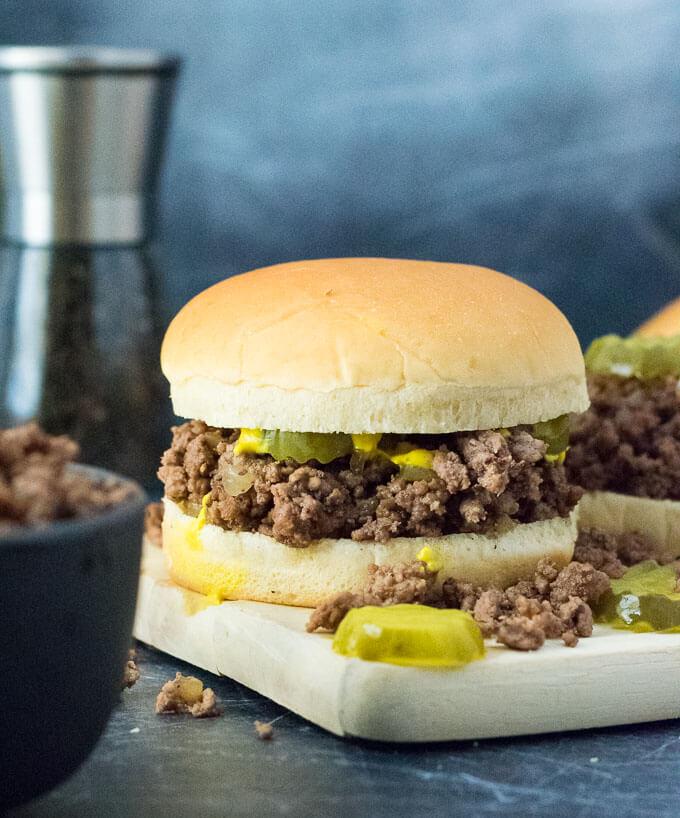 Loose Meat Sandwich Recipe Loose Meat Sandwiches Meat