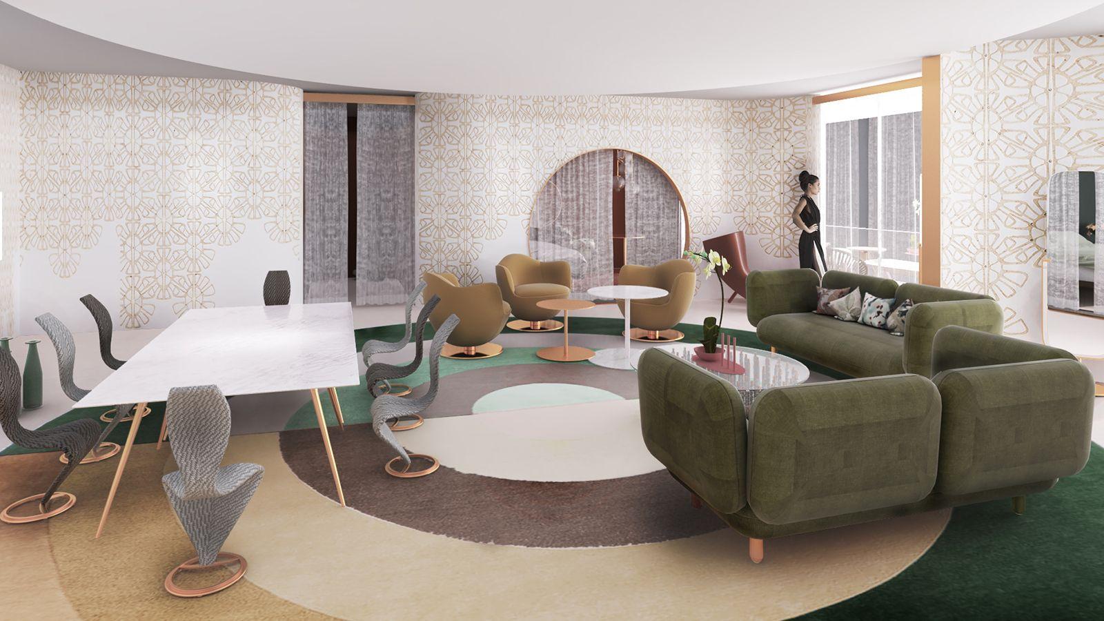Contemporary Interior Design Master Courses Istituto Marangoni