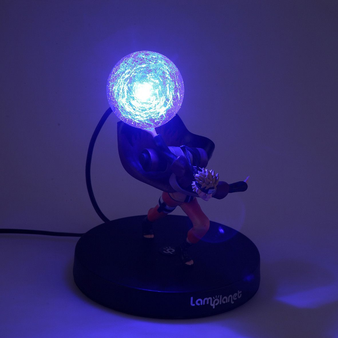 The One And Only Naruto Lamp Our First Creation For Naruto Fanatics