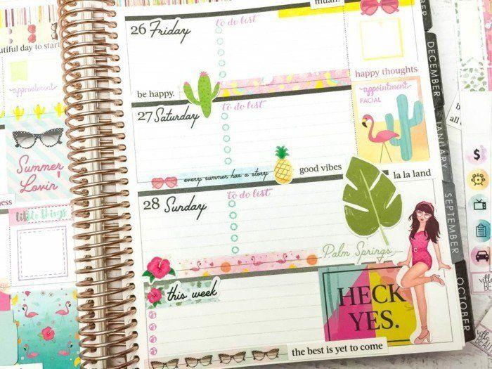Bien-aimé Comment organiser et customiser son agenda - 62 idées DIY | Agenda  QA44