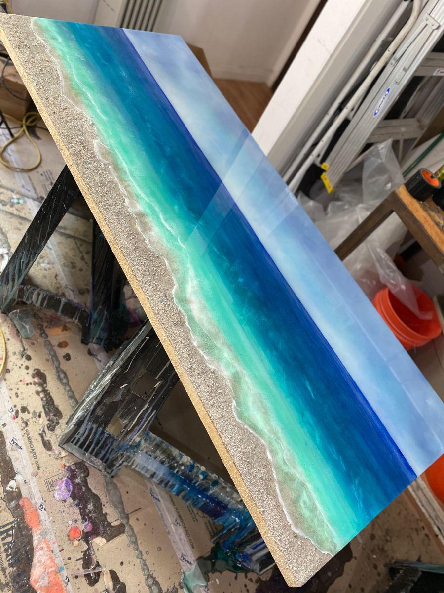 Christina Twomey Art + Design    #oceanresinart #resinart #resin #oceanart #fluidart #resinpour #oceanresin #oceanwaves #homedecoration #resincoasters #ocean #epoxy #fluidartist #alcoholinks #handcraft #acrylicpouring #surfart #waves #oceanpainting #fluidart #acrylicpainting #handmade #homedecor #underwater #watercolor #coastalart #waveart #seascape #nature #bhfyp #diy #handmade #resinartists