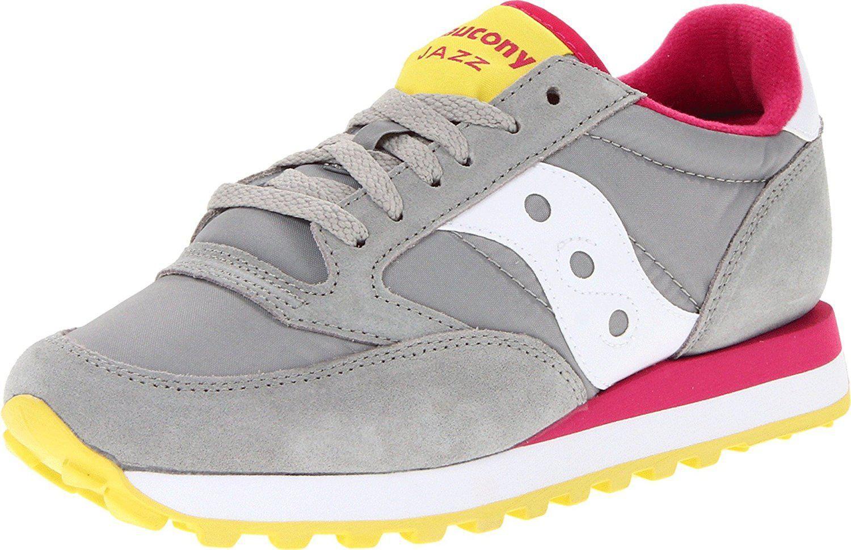 346d3b855e2b9 Saucony Originals Womens Jazz Original SneakerRoad Running -- This ...