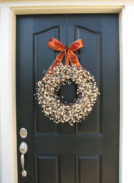 halloween wreath wreaths for front doorfront