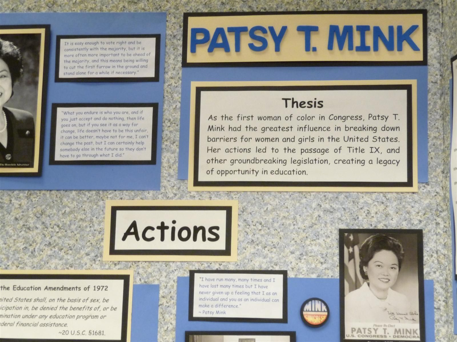 National History Day Exhibit Board Examples | National History Day, Fair  Projects, High School Newspaper