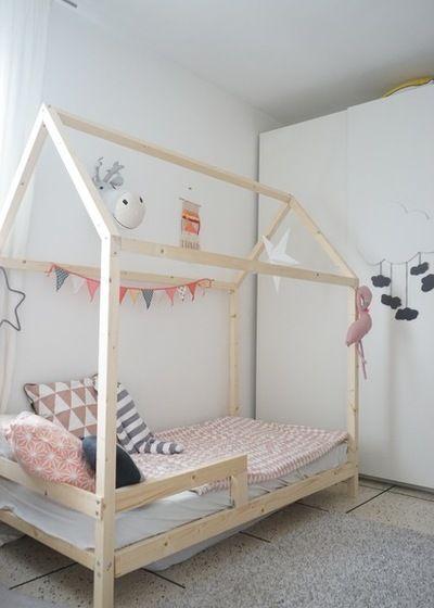 skandinavisch kinderzimmer by decouvrir design et nouvelle bossa kinderkamer pinterest. Black Bedroom Furniture Sets. Home Design Ideas