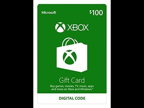 Codes live 2017 xbox free Xbox One
