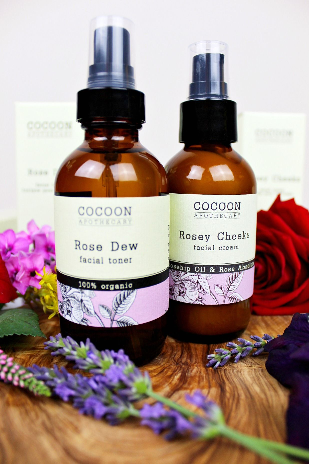 Rosey Cheeks Facial Cream in 2019 Facial cream, Organic