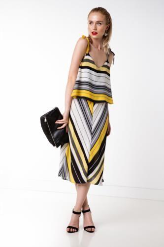 Elbise Cizgili Trend Elbise Trend Elbiseler Elbise Mini Elbiseler