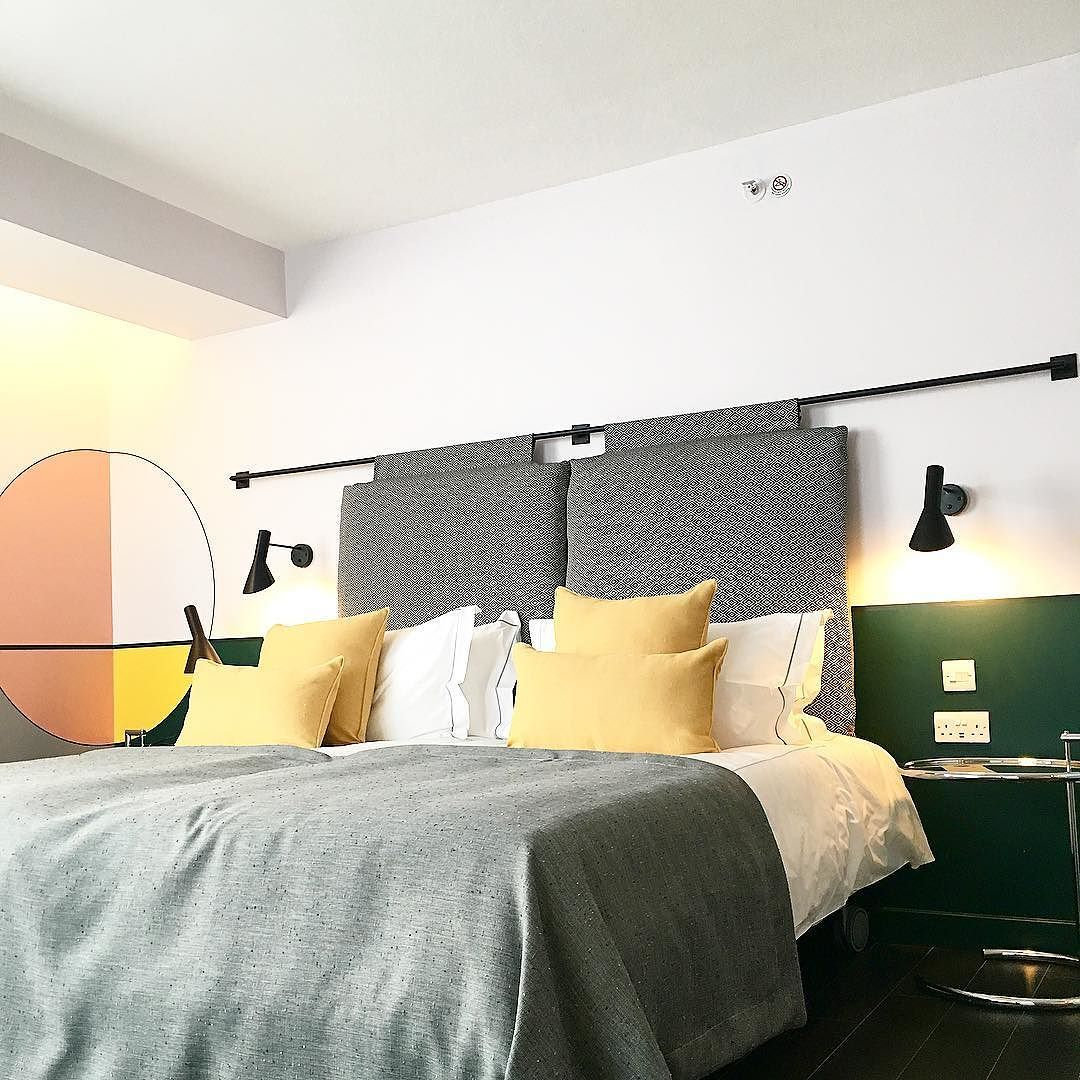 Testing Out Our Latest Design Hotel Refurb Parkplaza Bedroom