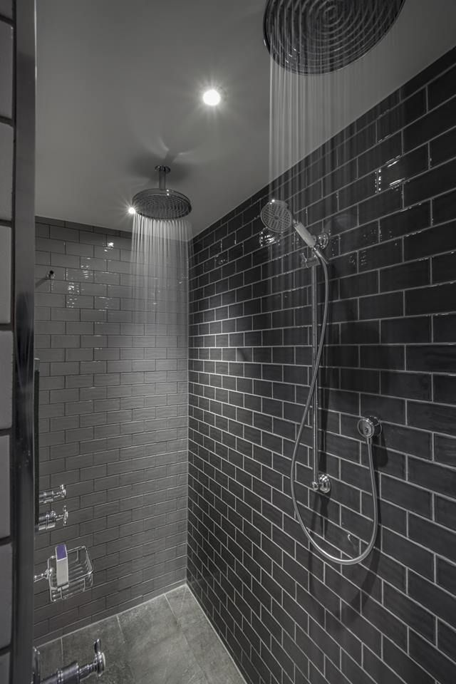 double shower heads The Spa Suite @ Brimstone at Langdale ...