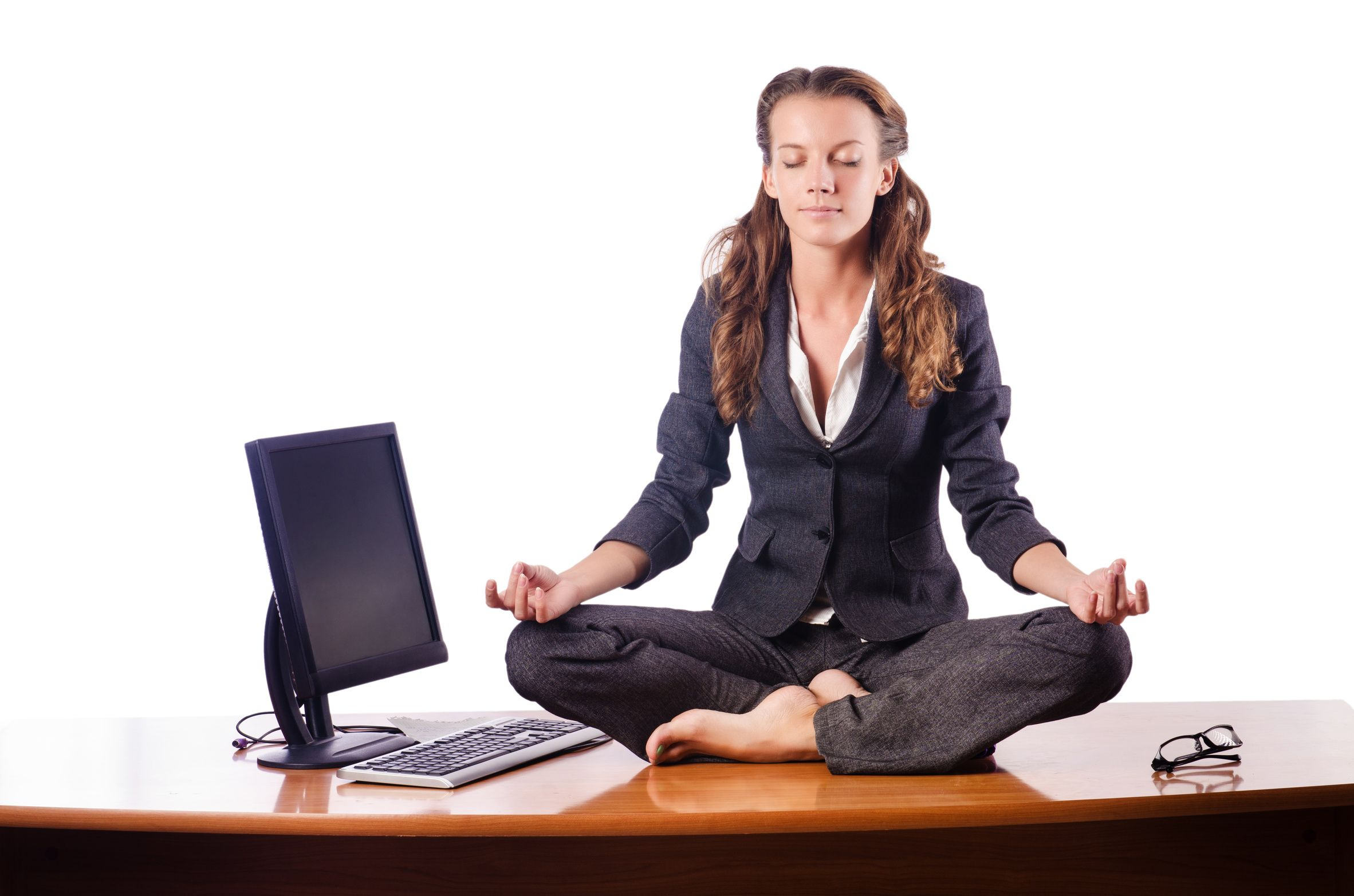 meditation in office. office meditation. staff meditating - google search meditation o in w