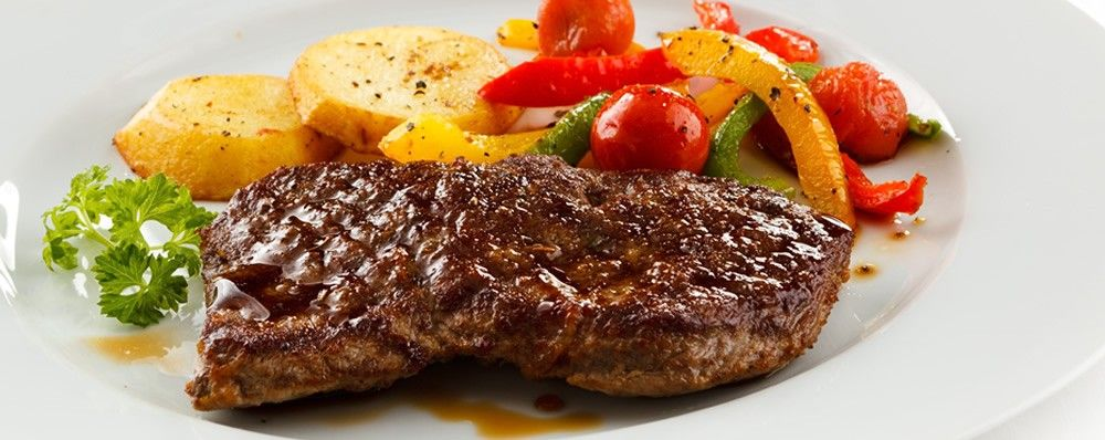 platos de carnes
