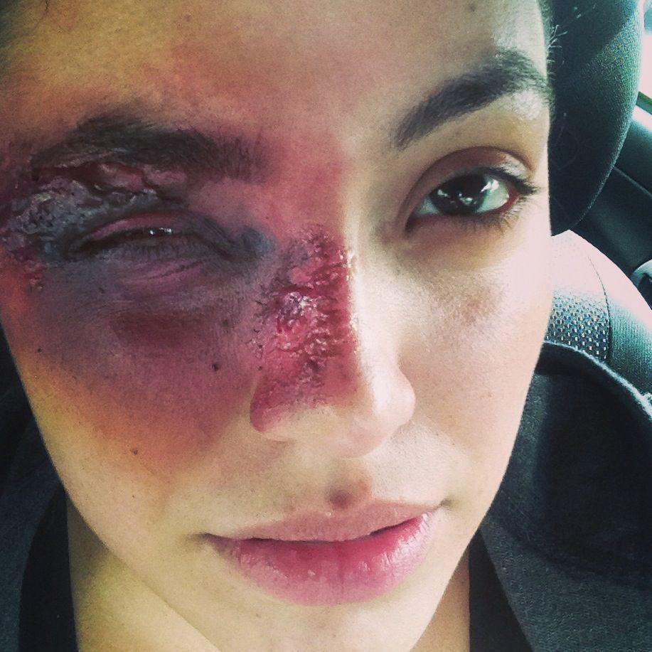black eye special effects makeup sfx makeup halloween face paint makeup for more cool - Halloween Effects Makeup