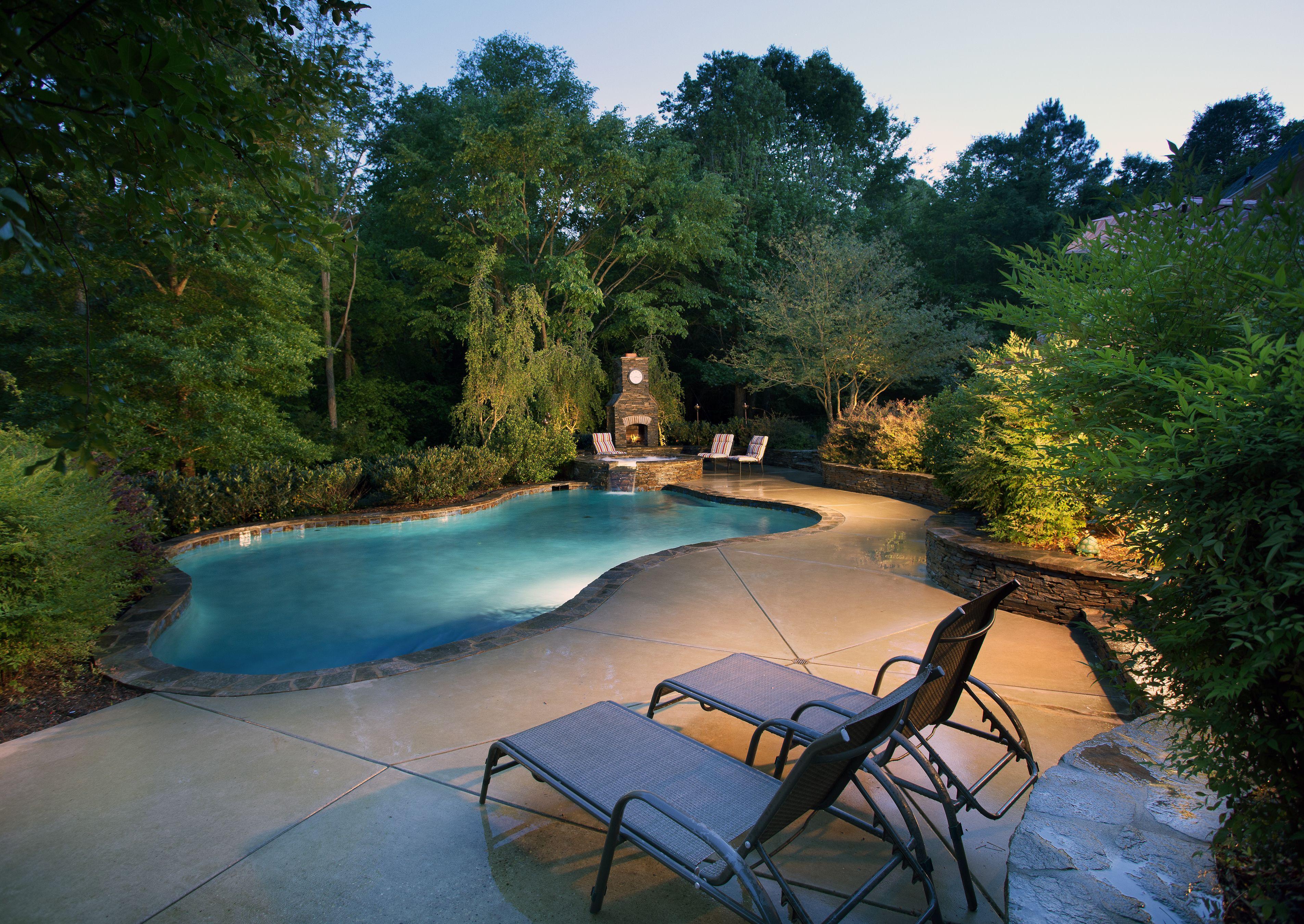 Charlotte Swimming Pools