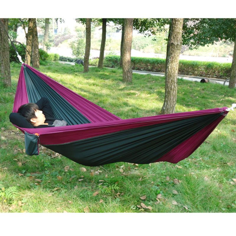 portable outdoor parachute nylon camping hammock now  20 86 with free worldwide shipping    survival portable outdoor parachute nylon camping hammock now  20 86 with      rh   pinterest
