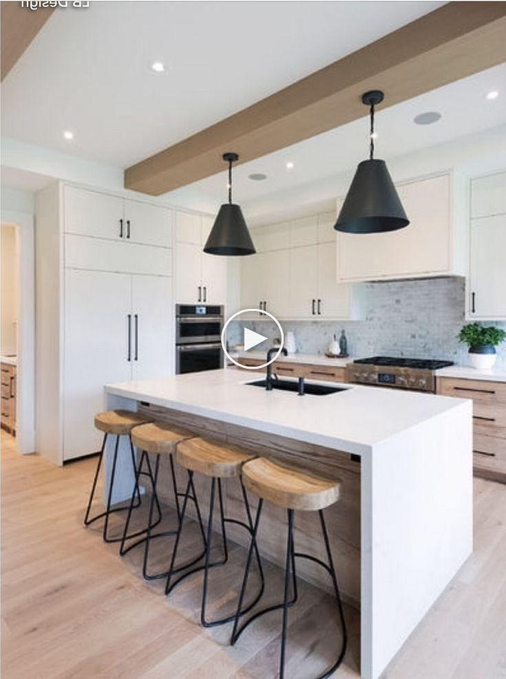 Cuisine Moderne Dans Maison En Pierre: 66 Les Meilleures Décorations De Cuisine Simples Dans Des