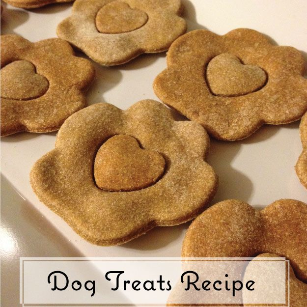 Homemade Valentine S Day Dog Treat Recipe Whenpoochcomestoshove