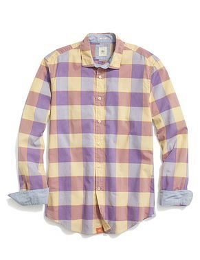 The Laundered Shirt - Dew Berry - Dockers