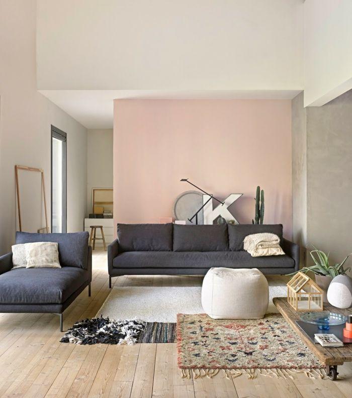 Attraktiv Wandfarben Einrichtungsbeispiele Wohnideen Wohnzimmer Einrichten Wohnzimmer  Ideen Tropisch Nativ