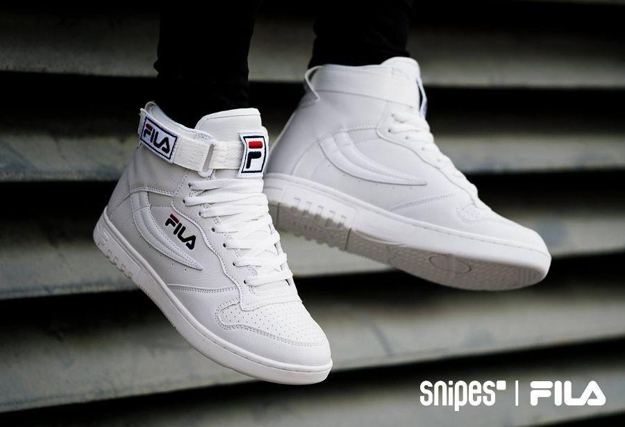 b0d87a2f8908 FILA FX100 WHITE sneakers  Sneakers