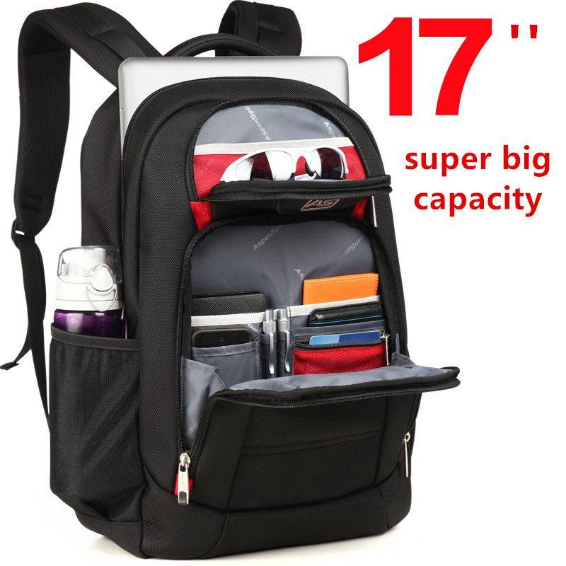 Aspensport Laptop Backpack bag travel business Waterproof bag Men ...