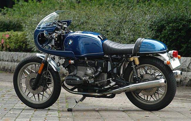 racing cafè: bmw r100 rs special #8ritmo sereno | bmw cafe