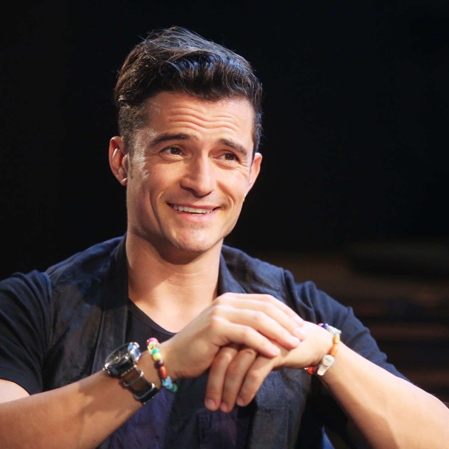 Orlando Bloom's Nude Form Disappoints Me