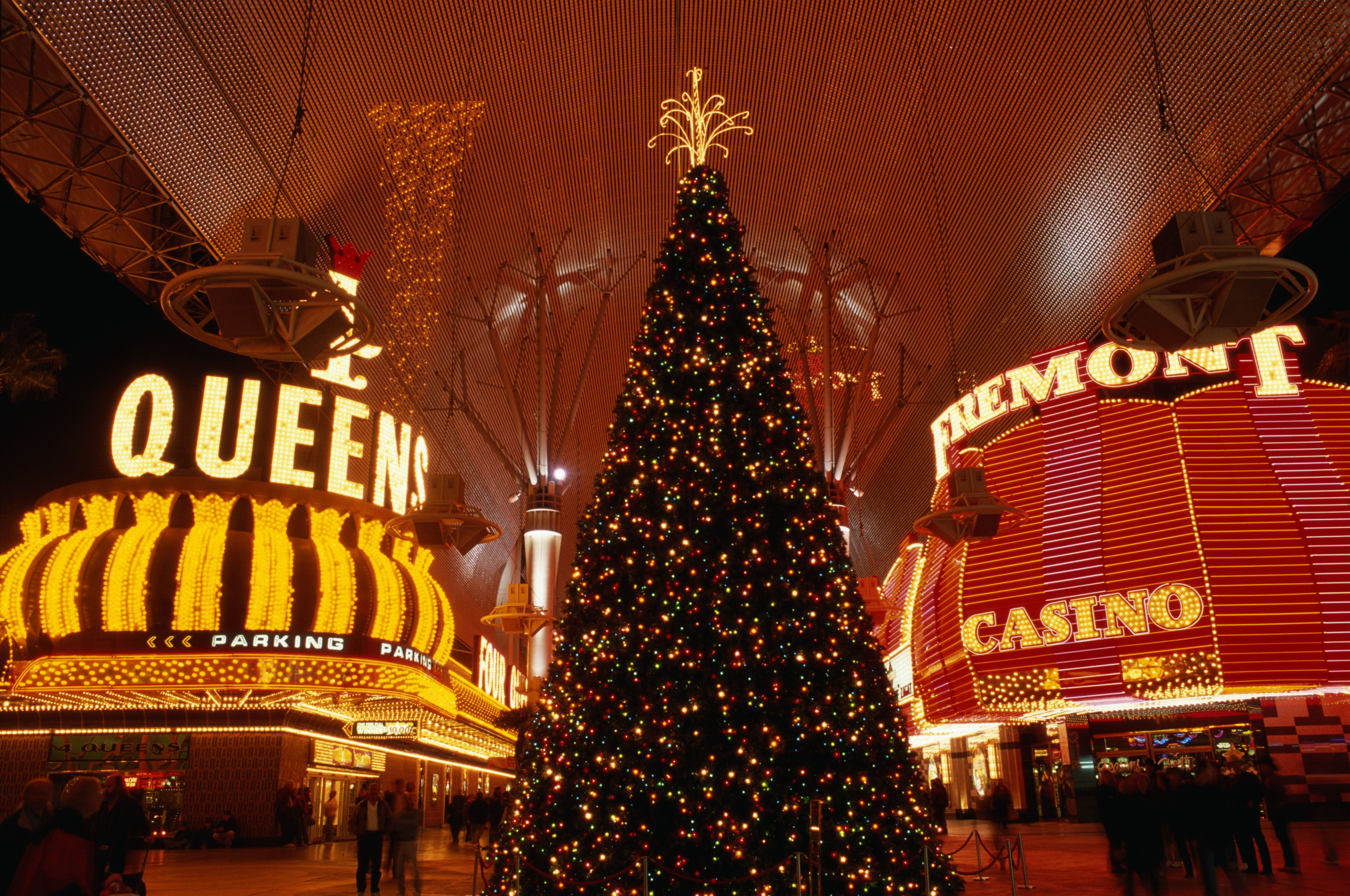 December in Las Vegas Weather, What to Pack, and What to