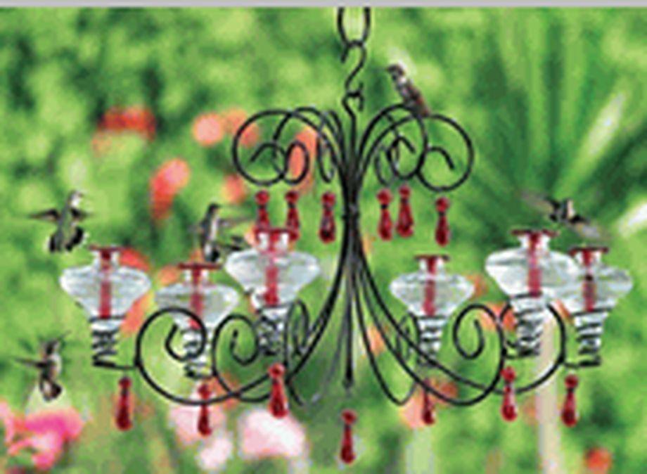40 Creative Diy Chandelier Hummingbird Feeder Ideas Hoommy Com Humming Bird Feeders Glass Hummingbird Feeders Diy Chandelier