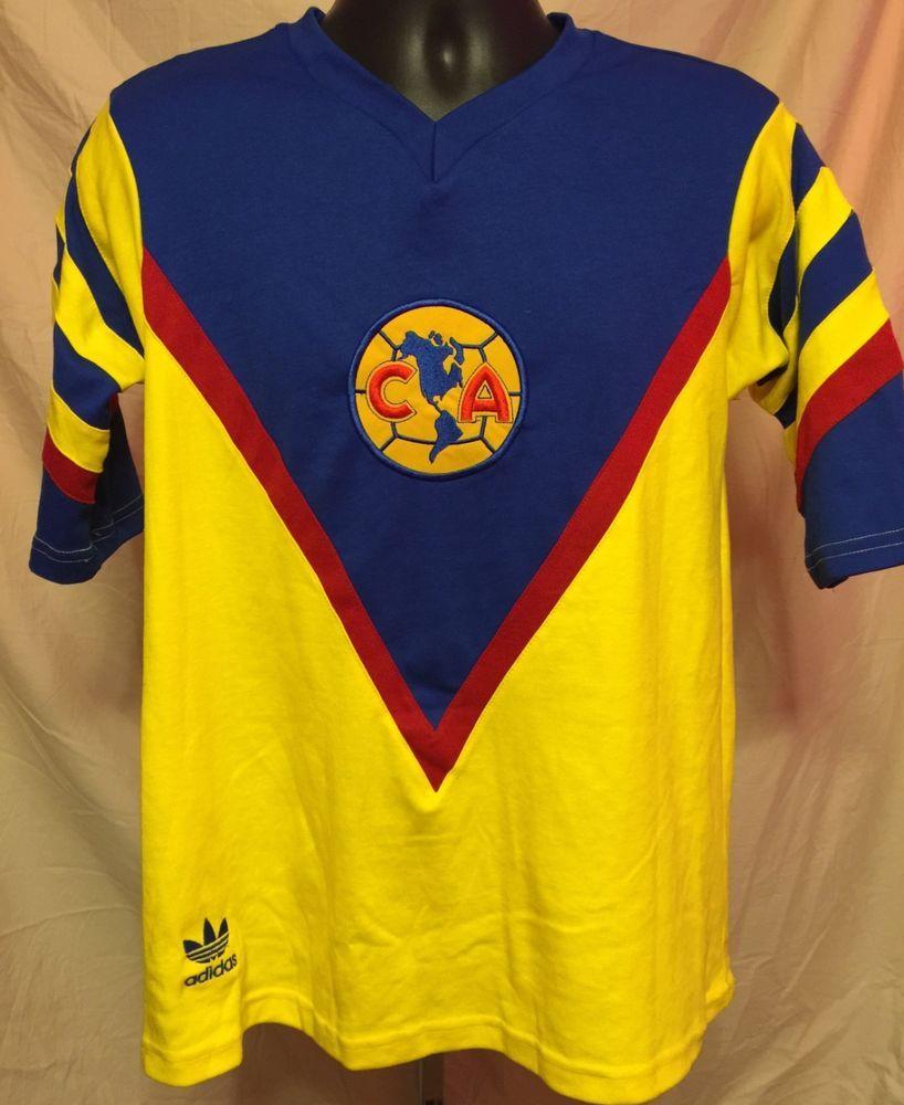 Club America Jersey Retro BRAILOVSKY XL  5d655db70ca60