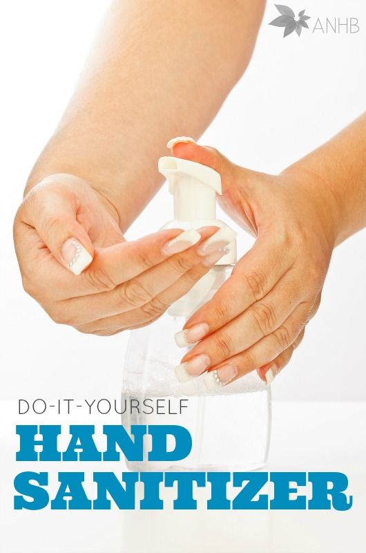 A Simple But Effective Diy Hand Sanitizer That S Safe For Kids