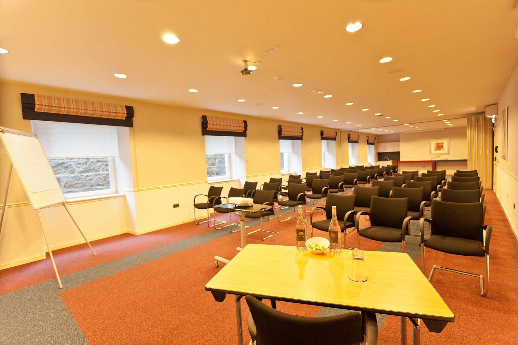 A Theatre Meeting Setup In Our Mezzanine At Skene House
