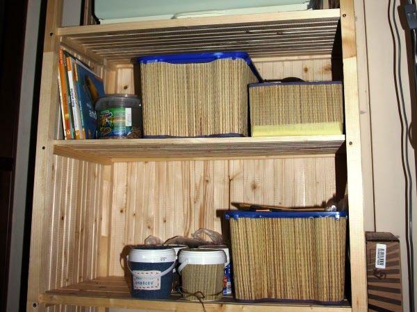 Letitia svetu: DIY - Škatuľa (ako) z morskej trávy
