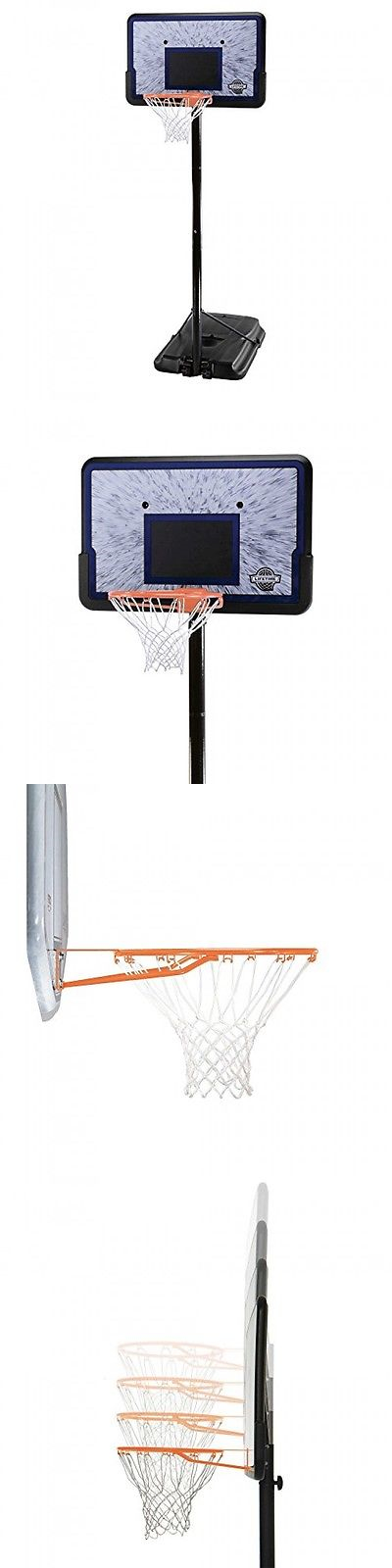 Convert Portable Basketball Goal To Inground Round Designs
