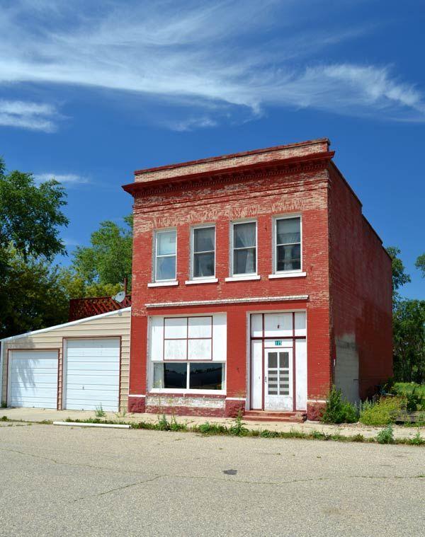 Monango Nd House Styles North Dakota Places