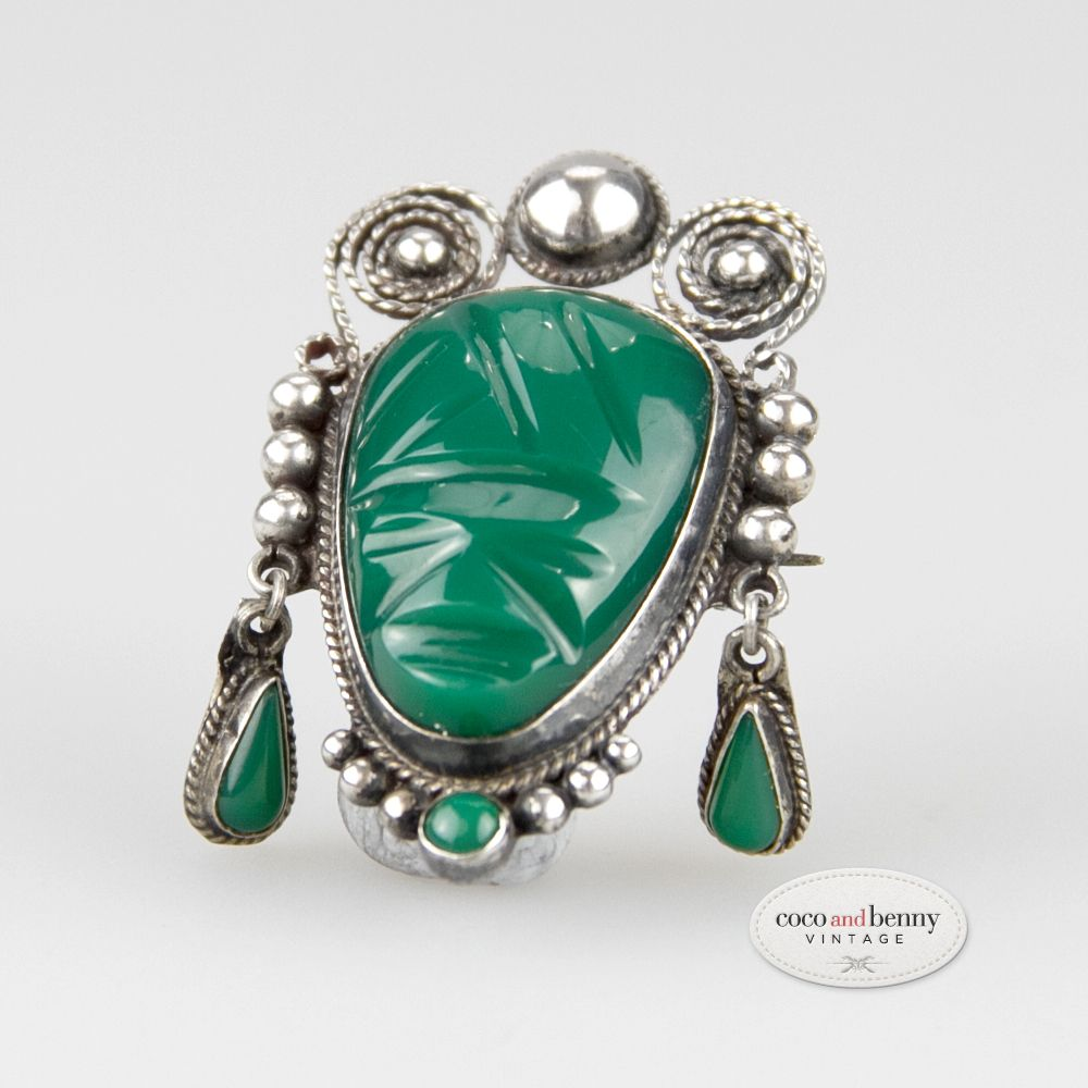 63ea8ce53fb73 Pin by Dora Trudell on Vintage Mexican Silver Jewelry * | Mexican ...