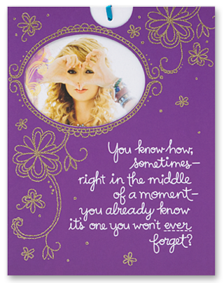 Taylor swift happy birthday card successful taylor swift s taylor swift happy birthday card successful taylor swift s greeting card line has become you can now m4hsunfo
