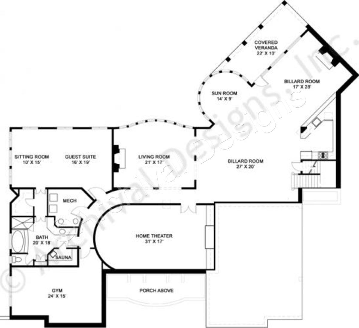 mayerilla house plan basement floor plan basementflooringideas rh pinterest com