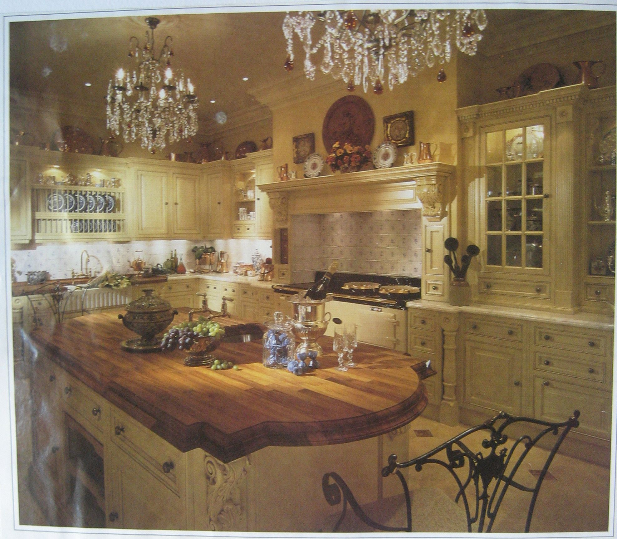 Elegant Kitchens: Dream KITCHENS & Dining