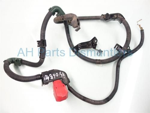 Used 2013 Honda Accord Starter Cable 32410 T2a A10 32410t2aa10 Purchase From Https Ahparts Com Buy Used 2013 Honda Acc 2013 Honda Accord Honda Accord Honda