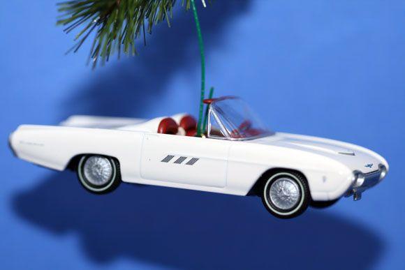 1963 christmas | Hallmark: 1963 Ford Thunderbird ...