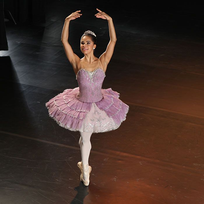 Misty Copeland Gets Real About Body Image Struggles in New - dance resumeresume prime