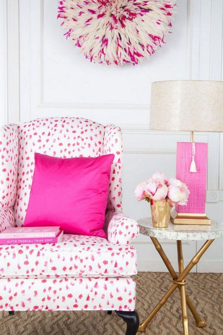 30 nice romantic pink home offices color scheme ideas on office color scheme ideas id=42032