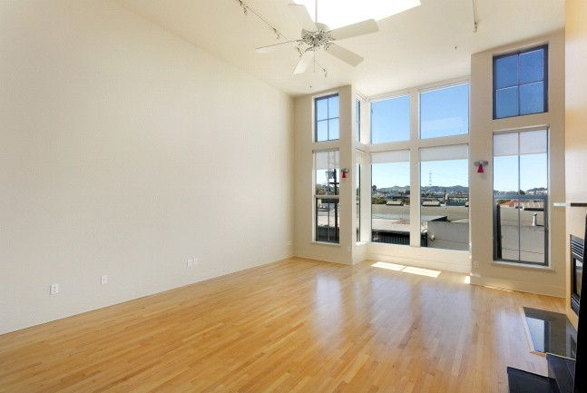 Potrero Hill San Francisco 999 16th Street 20 This Loft Features Sweeping Views Of The City Looking Westward To Twin Peaks Through True Floor To Ceiling Wi