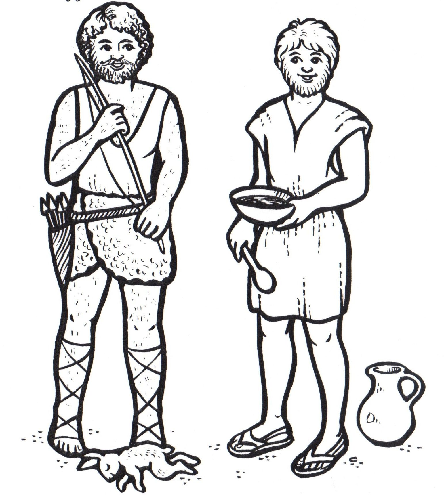 Pin On Bible Ot Jacob And Esau