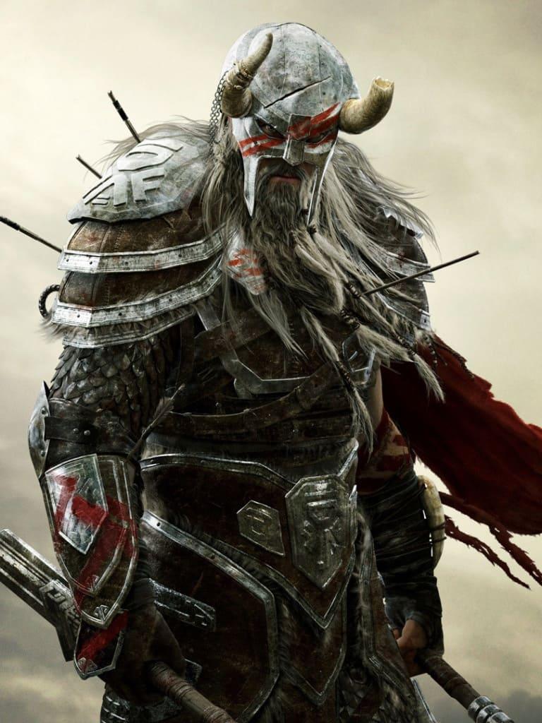 The Elder Scrolls Online Hd Wallpapers 7wallpapers Net Vikings Viking Art Roman Warriors