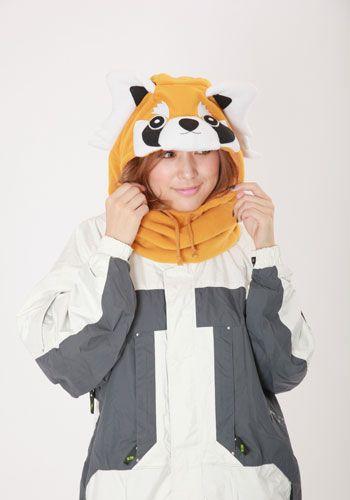 Image of: Animal Pajamas Kigurumi Shop Red Panda Kigurumi Neck Warmer Animal Onesies u003c3 It Aliexpress Kigurumi Shop Red Panda Kigurumi Neck Warmer Animal Onesies u003c3